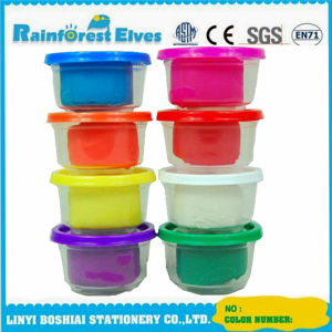 Play Dough Flour Stationery Clay Color SGS Toy