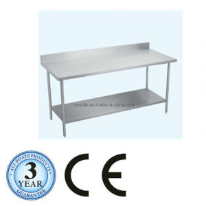 POC-165 Stainless Steel Workbench
