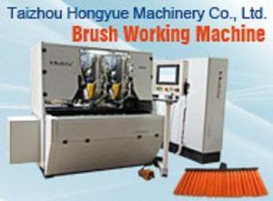 A570 Plastic /Drilling /Brush Machine