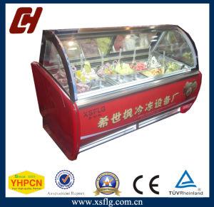 High Quality Ice Cream Showcase Refrigerators (B6) pictures & photos