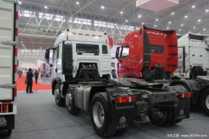 Sinotruck Heavy Howard HOWO T5g 6*2 Tractor pictures & photos
