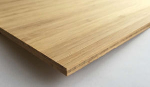 "1/4"" Vertical Carbonized 3 Ply Bamboo Plywood pictures & photos"