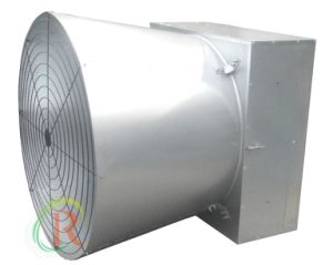 Double Door Fan (cone fan/ butter fly) with Certificate for Greenhouse (LFT1380) pictures & photos