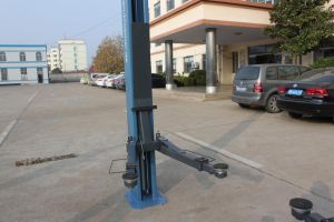 3.2t Double Cylinder Car Hoist Two Post Hydraulic Auto Lift pictures & photos