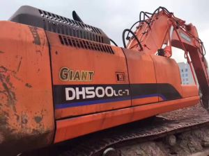 Used Excavator Dhdoosan-500LC-7 Good Working Condition for Sale pictures & photos