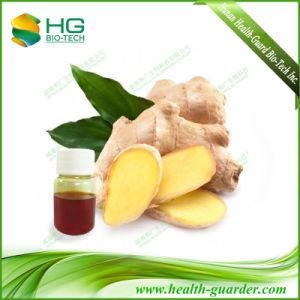Ginger Oil for Health Products Beverage and Skin Care Shampoo