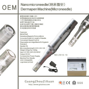 Nano&Micro Needle Derma Machine pictures & photos
