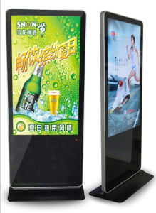 47inch Floor Stander Ad Player pictures & photos