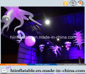 2015 Hot Selling Decorative LED Lighting Inflatable Star 0037 for Event, Celebration