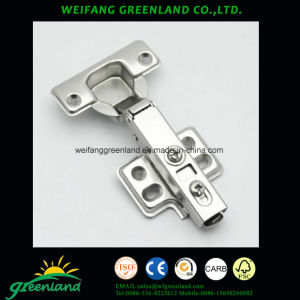 Series (clip on, can adjustable) Hydraulic Buffering Glass Hinge/Weries Short Hinges pictures & photos