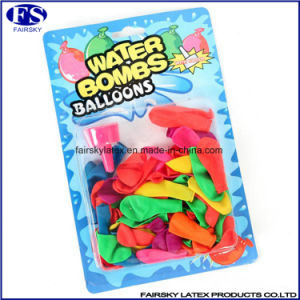 Natural Latex Water Balloons Free Sample pictures & photos
