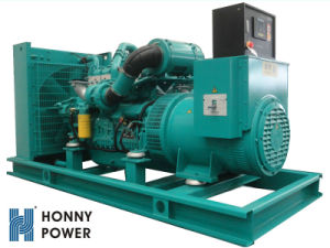 50Hz Googol Electrical Diesel Engine 240kw 300kVA Power Generator pictures & photos
