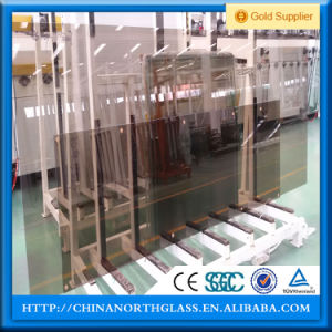 6/8/10/12mm Tinted or Clear Building Glass Shower Glass Tempered Glass pictures & photos