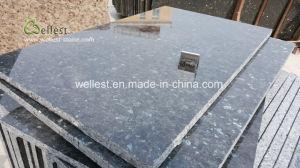 Emerald Pearl Green Granite Floor Tile pictures & photos