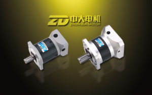 ZD 80mm 120mm High Precision Planetary Gear Box pictures & photos