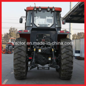 125HP Agricultural Tractor, Four Wheeled Farm Tractor (KAT 1254) pictures & photos