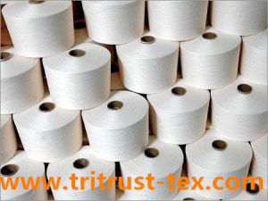 (3/40s) Spun Polyester Yarn for Stitching pictures & photos