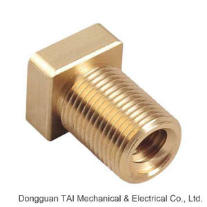 CNC Machining Part, Brass CNC Parts pictures & photos