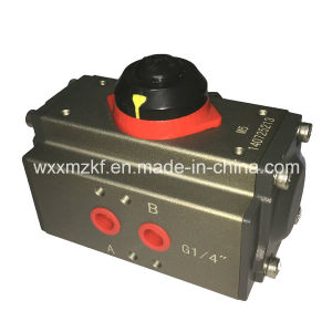 Valve Actuator, Pneumatic Rack & Pinion Actuator pictures & photos