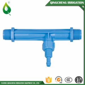 Drip Irrigation System Ozone Fertilizer PVD Venturi Injector pictures & photos