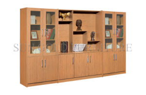 Factory Customize Big File Cabinet, Bookshelf (SZ-FC011) pictures & photos