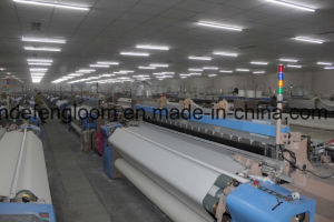 150-360cm 4 Color Air Jet Loom with Cam or Dobby Shedding pictures & photos