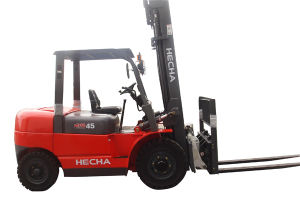 Forklift Truck of 4.5 Ton pictures & photos