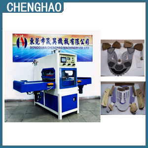 Sport Shoe′s Upper Industry High Frequency Welding and Cutting Machine pictures & photos
