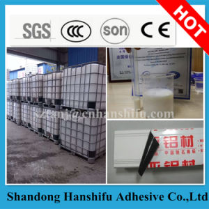Water-Based Aluminum Protective Film Adhesive Glue for PVC Lamination pictures & photos