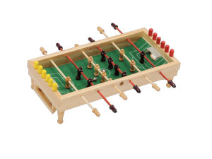 Wooden Mini Football Table Top Board Game (CB1174) pictures & photos