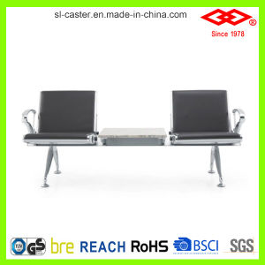 Public Waiting Chair with Tea Table (SL-ZY054) pictures & photos
