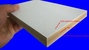 12mm Waterproof PVC Sheet for Kitchen Cabinet pictures & photos