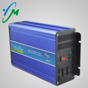 600W 12V/24V/48V for off Grid Solar System, Power Inverter pictures & photos