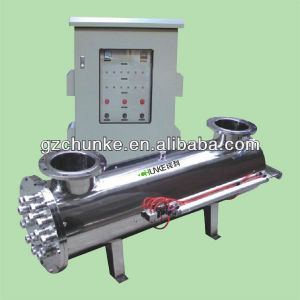 UV Light Sterilizer and UV Lamp Sterilization of Water Plants pictures & photos