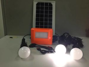 Solar Lighting Charging System From TUV Certificated Original Factory pictures & photos