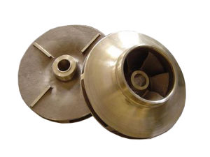 Bronze Casting Pump Impeller
