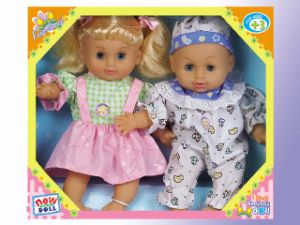 En71 Approval 12 Inch Doll with Sound (10117140) pictures & photos