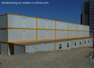 Flat Pack Container for Mining Camp (shs-fp-dormitory002) pictures & photos
