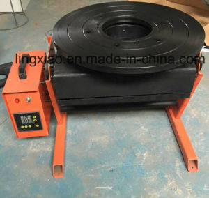 Ce Certified Digital Display Welding Positioner Hbt-30 for Circular Welding pictures & photos