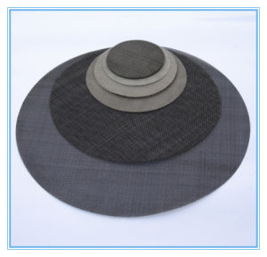 Mesh Filter Disc pictures & photos