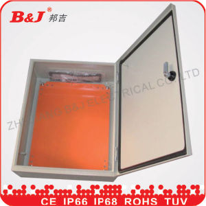 Wall Mounting Steel Enclosure/Electric Panel IP66 pictures & photos