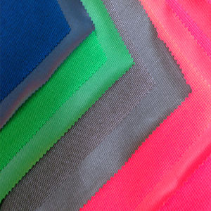 Polyester Fabric with TPU Film for out Wear (XY-20141850) pictures & photos