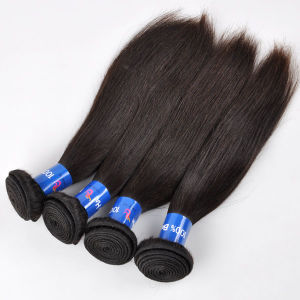 Highest Quality Full Cuticle 10A Grade Virgin Peruvian Hair pictures & photos