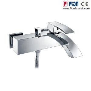 Single Lever Bath and Shower Mixer (F-6501)