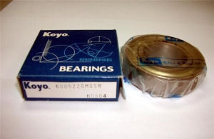 Chik SKF NTN Koyo Machine Parts of Deep Groove Ball Bearing (6318 ZZ) pictures & photos