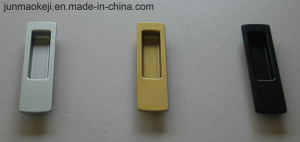 Aluminum Concealed Furniture or Cabinet Handle, Door Handle pictures & photos