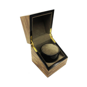 Retro Single Wooden Watch Winding Box pictures & photos