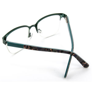 Popular Design Stainless Spectacle Optical Frame Eyeglass Eyewear pictures & photos