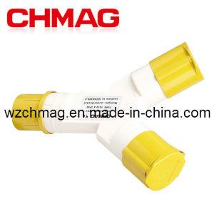 Multyfunction Socket/2 Connectors Industrial Socket (1012-4)