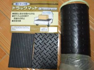 Rubber Car Mat pictures & photos